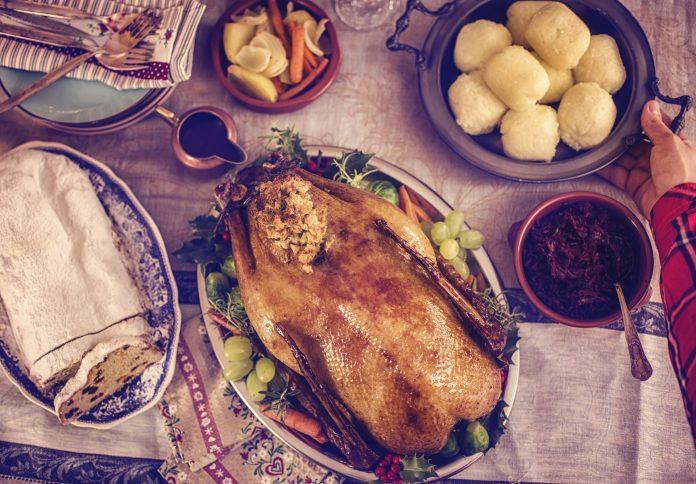 Weihnachten: Die Traditionelle Weihnachtsgans